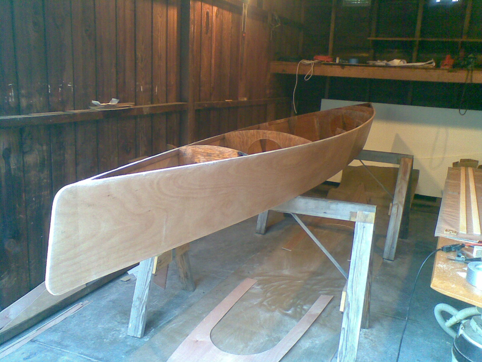 Quick Build Plywood Canoe 1 | Basic